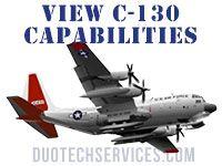 c130 capabilities duotech