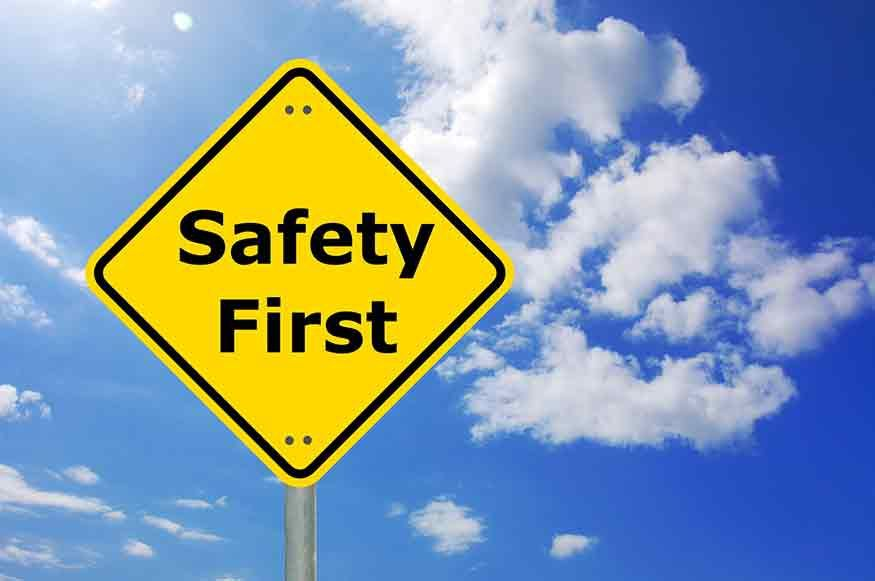 5 Safety Tips for The Workplace