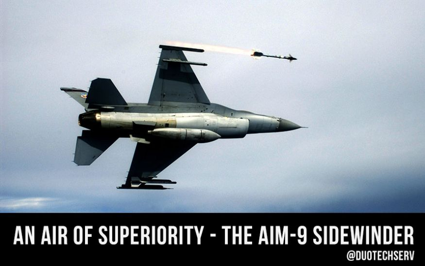 An Air of Superiority – The AIM-9 Sidewinder