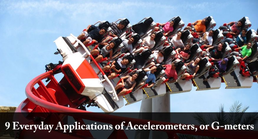 9 Everyday Applications of Accelerometers, or G-meters