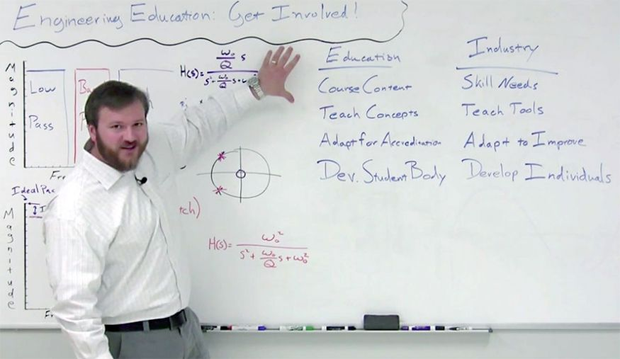 Engineering Education - Weekly Whiteboard