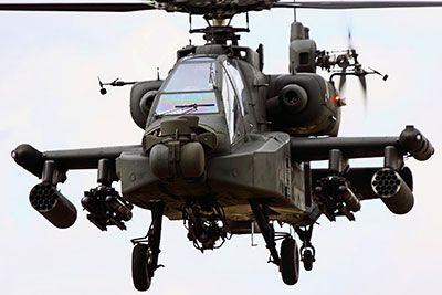 ah-64 apache armament