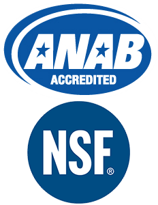Duotech Certifications anab nsf