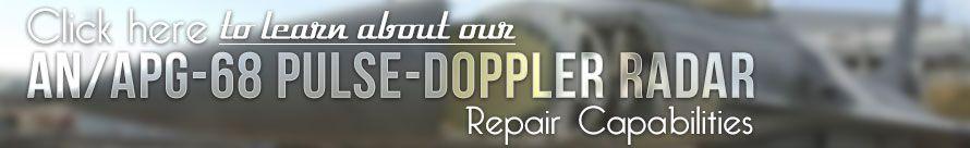 APG-66 and APG-68 Repair Capabilities