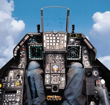 F-16 Cockpit Innovations
