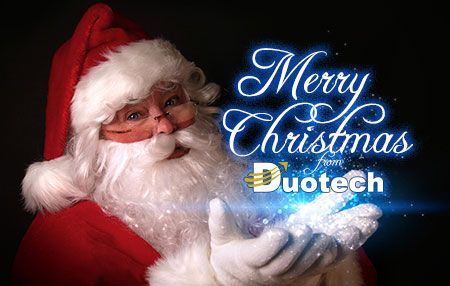 merry christmas from duotech