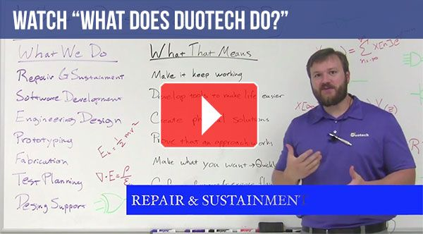 What does Duotech do