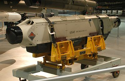 alq-131 ecm pod
