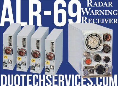 ALR-69 Radar Warning Receiver