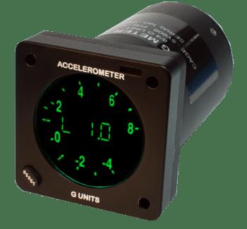 digital g-meter
