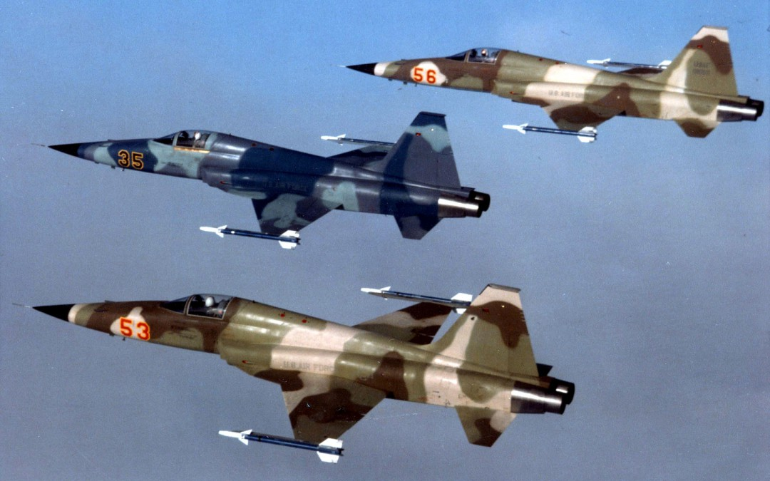 5 Fast Facts of the F-5 Tiger II