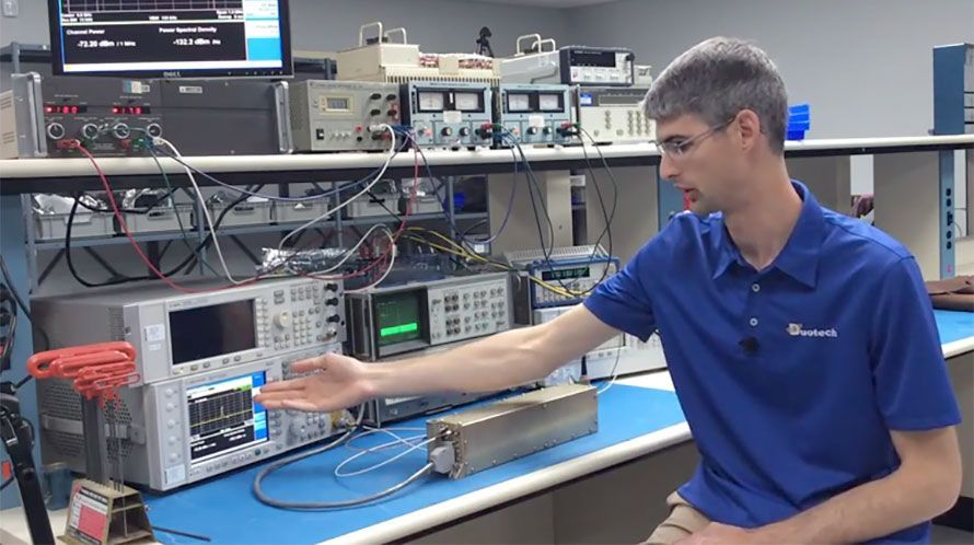 Measuring Amplifier Characteristics – Video
