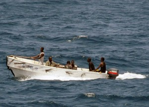 somali pirate skiff