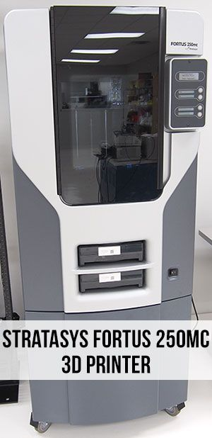 Stratasys Fortus 250mc 3d printer