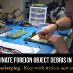 7 Ways to Eliminate Foreign Object Debris in a Repair Depot