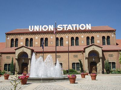 Union Station Ogden UT