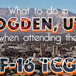 What to Do in Ogden When Attending the F-16 TCG