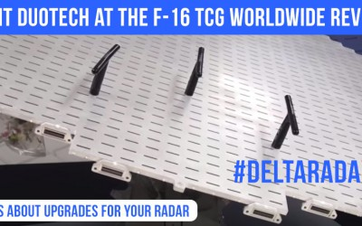 Visit Duotech at the F-16 TCG Worldwide Review