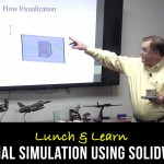 Thermal Simulation Using Solidworks – Video