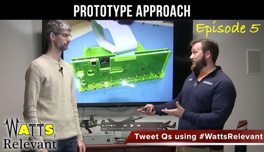 Prototype Approach