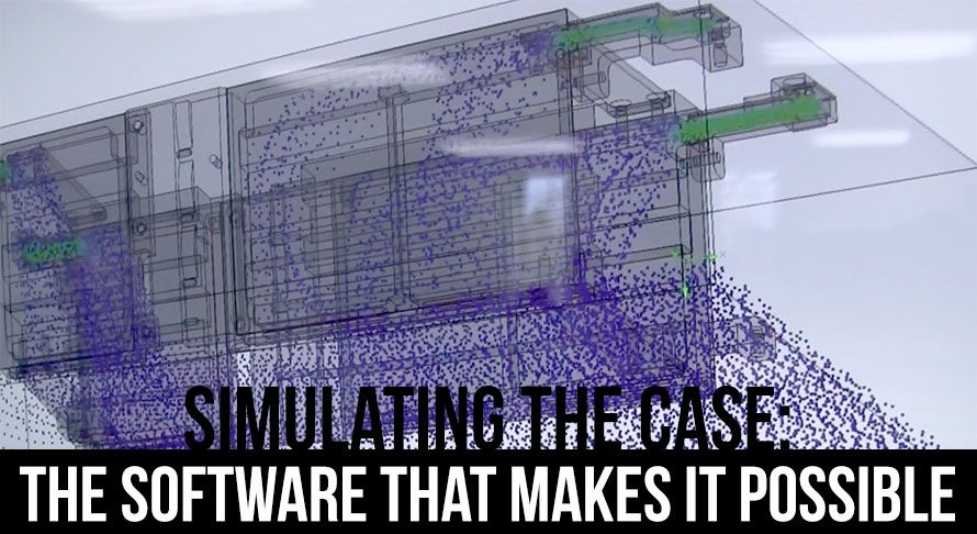 Simulating the Case: The software that makes it possible