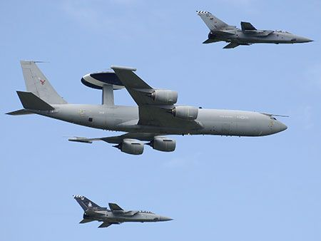 arc-166 e-3 sentry awacs