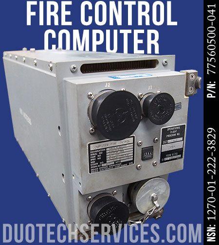 Fire Control Computer (FCC) 7560500-041