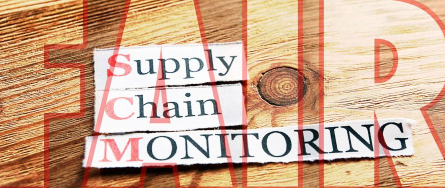 monitoring suppliers using first article inspections report