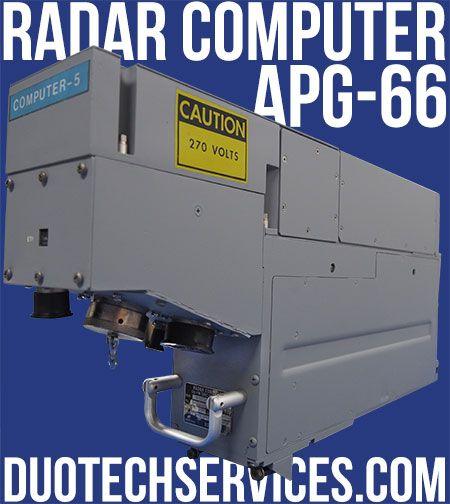 apg-66 radar computer