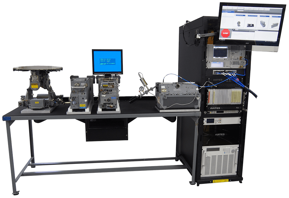 Automatic Test Equipment : Artes automated test equipment ate maximize return on