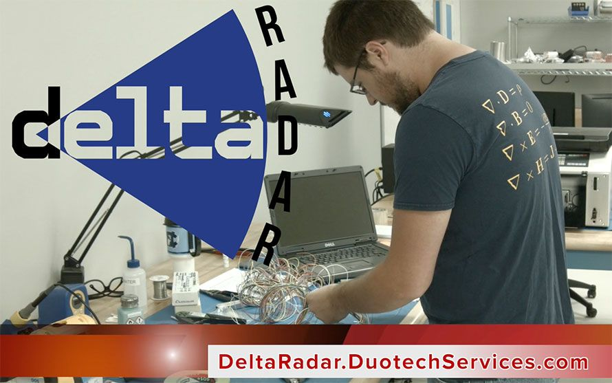 Prototyping Build of Repacked Delta Radar Processor