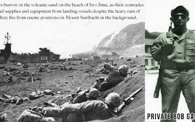 Duotech Honored to Provide Veterans Airlift for 92 Year Old Iwo Jima Marine