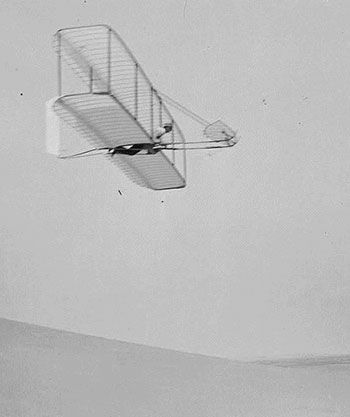 1902 Wright Brothers Glider