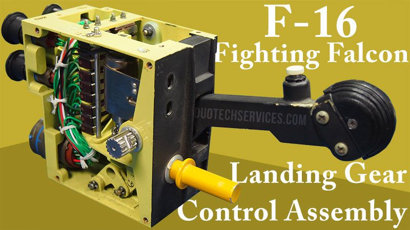 f16-landing-gear-control-assembly-16l401-817