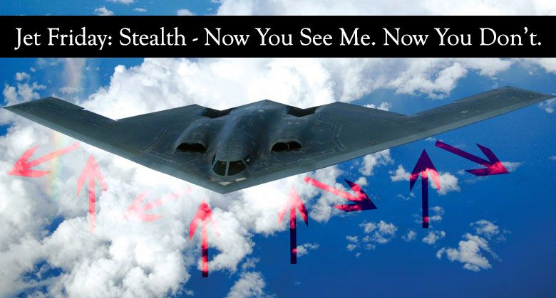 how stealth works b-2 spirit