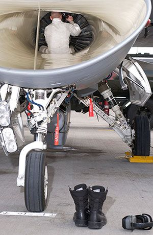 Exciting World of Aircraft Inspection Phases and Aircraft Engine