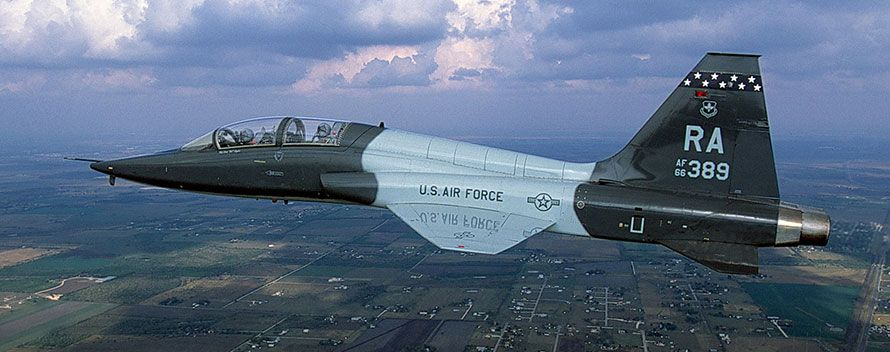 Jet Friday – As a Fighter Pilot You Definitely Recognize This Aircraft