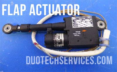 t-38 talon flap actuator