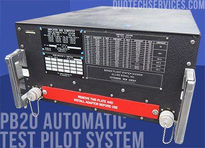 PB20 Automatic Pilot System