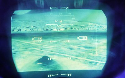Fight at Night – Low Altitude Navigation and Targeting Infrared for Night, or LANTIRN