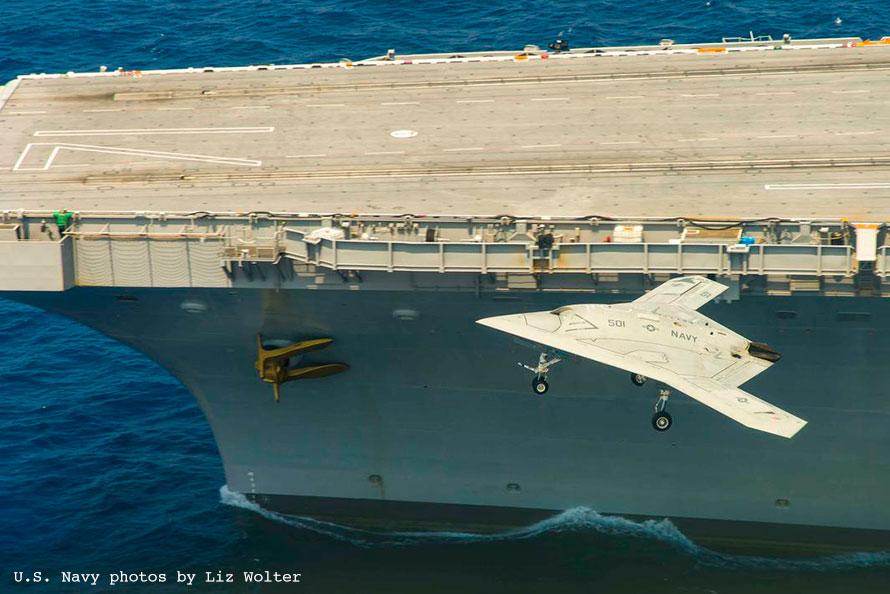Enter the Stingray – the Evolution of the Carrier Based Bomber?