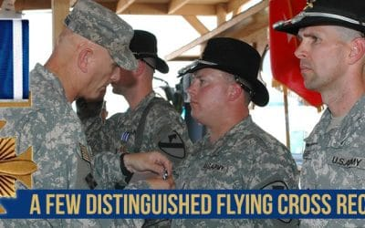 A Few Distinguished Flying Cross Recipients