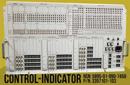 NSN 5895-01-090-7450 PN 3397101-103