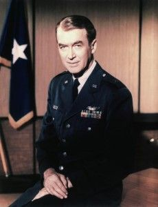 DFC Recipient, Academy Award Winner, Jimmy Stewart