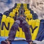 Drop Into a Football Stadium With the U.S. Navy Parachute Team