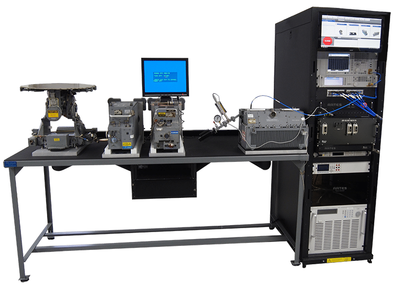 artes automated test equipment ate