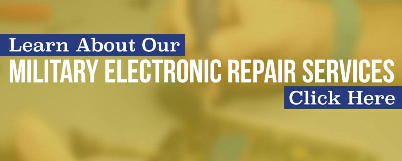military electronic repair services