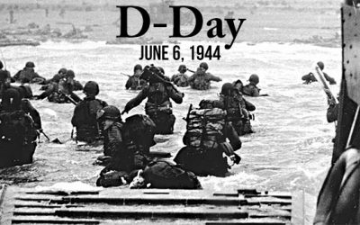 D-Day June 6, 1944 and The Aircraft Supporting of Operation Overlord