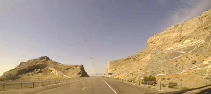 Video & Photos of Our Cross Country Road Trip to the F-16 TCG