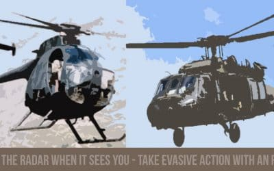 See the Radar When It Sees You – Take Evasive Action with an RWR